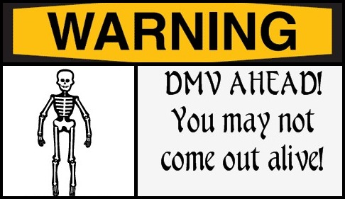 DUIS and the DMV