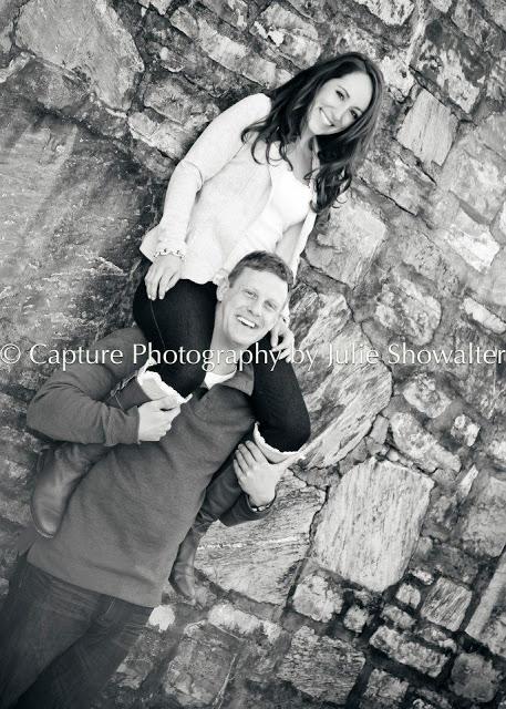 Wedding Wednesday–Engagement Photos
