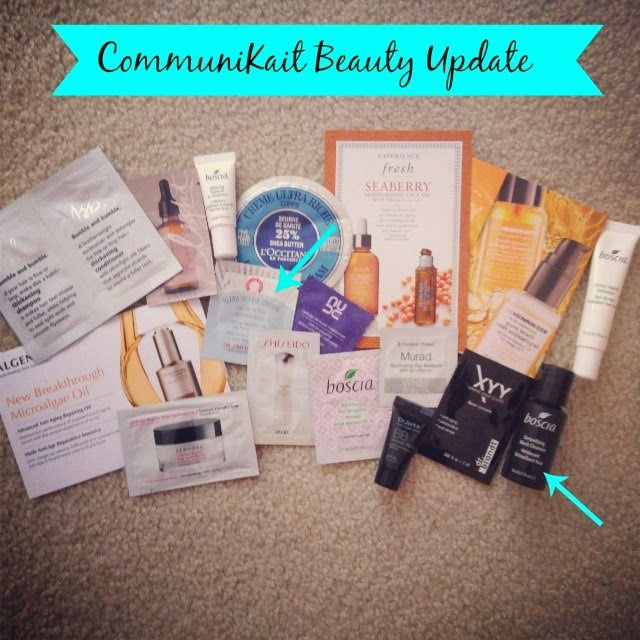 Makeup, Skincare & Samples…OH MY!