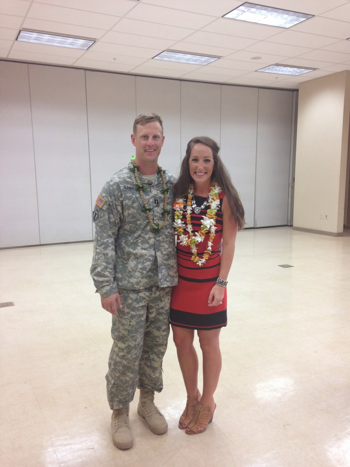 Dane's Army Change of Command Ceremony