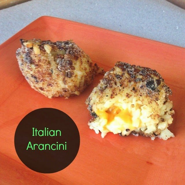 Easy Italian Arancini