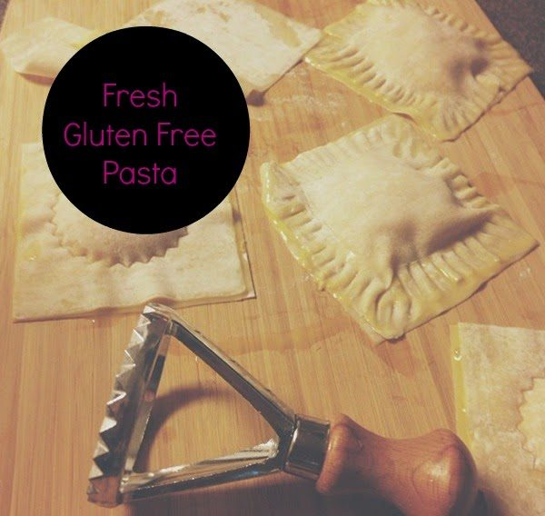 The Secret To Gluten Free Cooking + Gluten Free Pasta Recipe