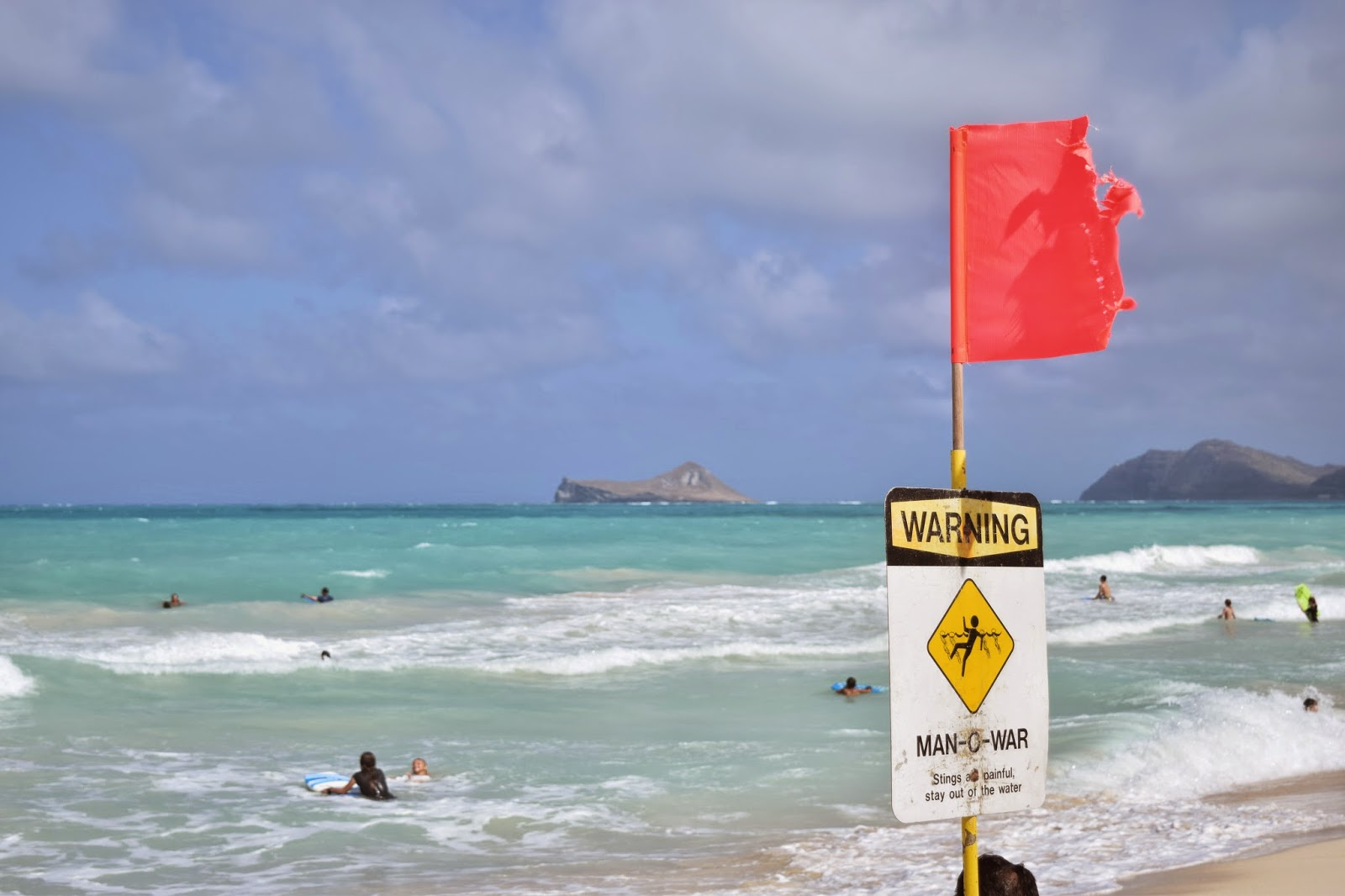 Bellows Beach, Oahu