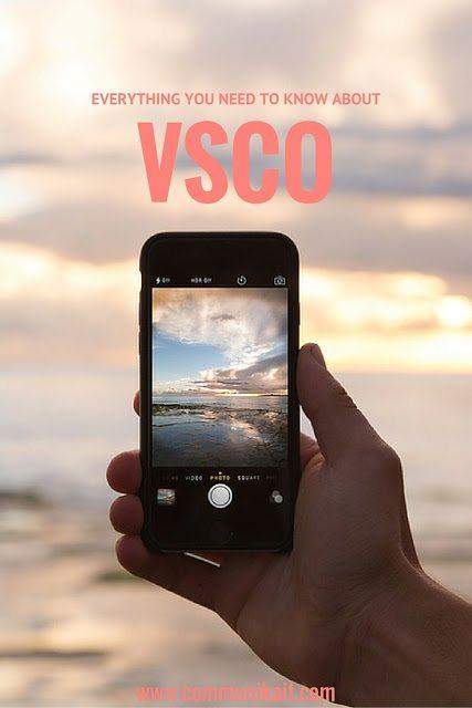 VSCO Cam: A Tutorial