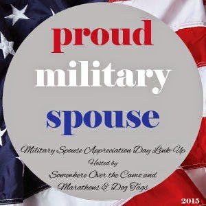 Proud Military Spouse