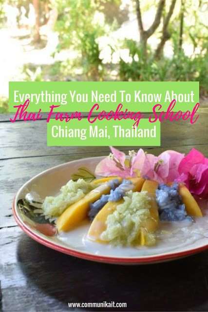 Thai Farm Cooking School In Chiang Mai, Thailand