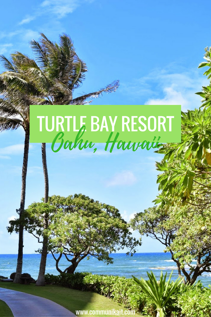 Turtle Bay Resort Oahu Hawaii