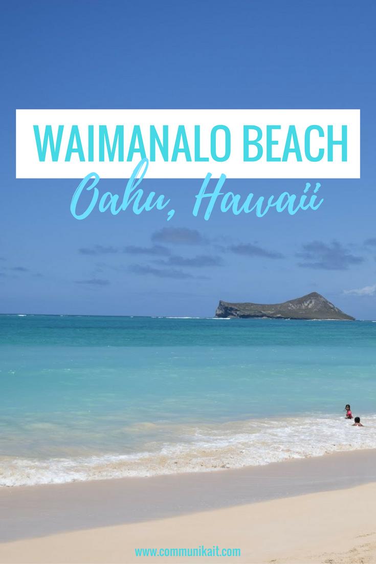 Waimanalo Beach | Oahu, Hawaii