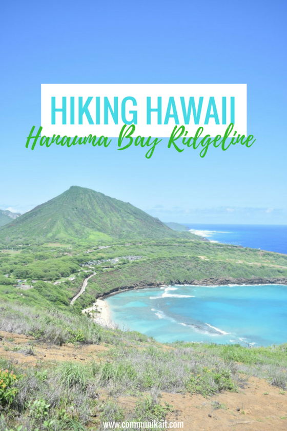 Hanauma Bay Ridgeline and Sea Cliffs
