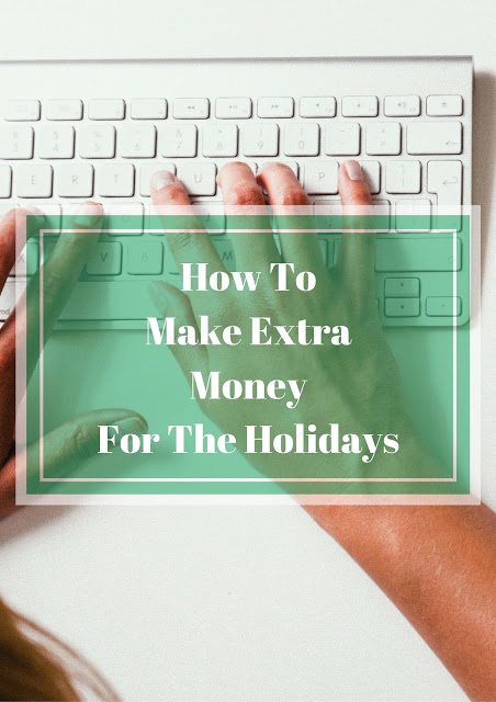 How To Make Extra Money For The Holidays - Make Money At Christmas - Make Money Online - Best Tips to Make Money - Swagbucks - EBates - Communikait by Kait Hanson
