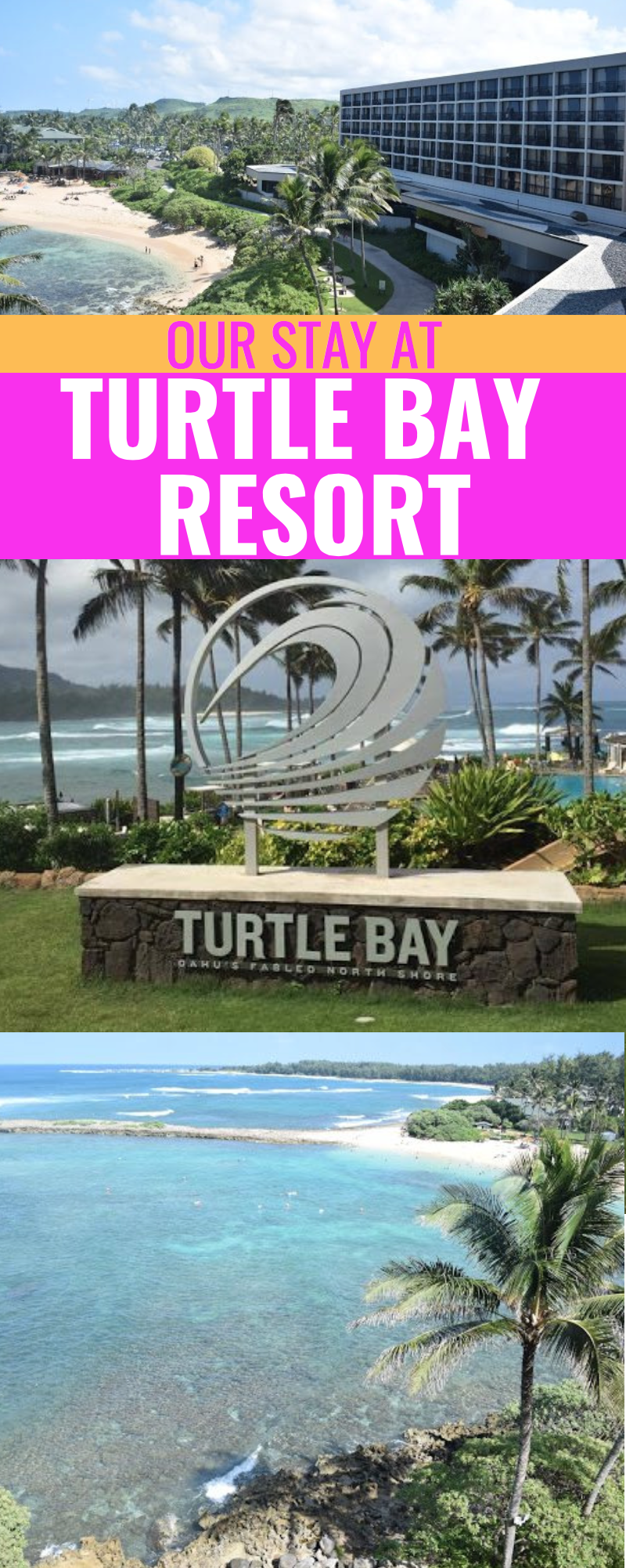 Our Stay At Turtle Bay Resort On Oahu - Turtle Resort Hawaii - The Turtle Bay Resort - Turtle Bay Resort Hawaii - Hawaii Hotels - Oahu Hotels - Turtle Bay On Oahu - North Shore Oahu Hotels - Communikait by Kait Hanson #oahu #hotels #hawaii #turtlebay