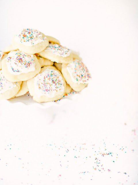 Homemade Ricotta Cookies