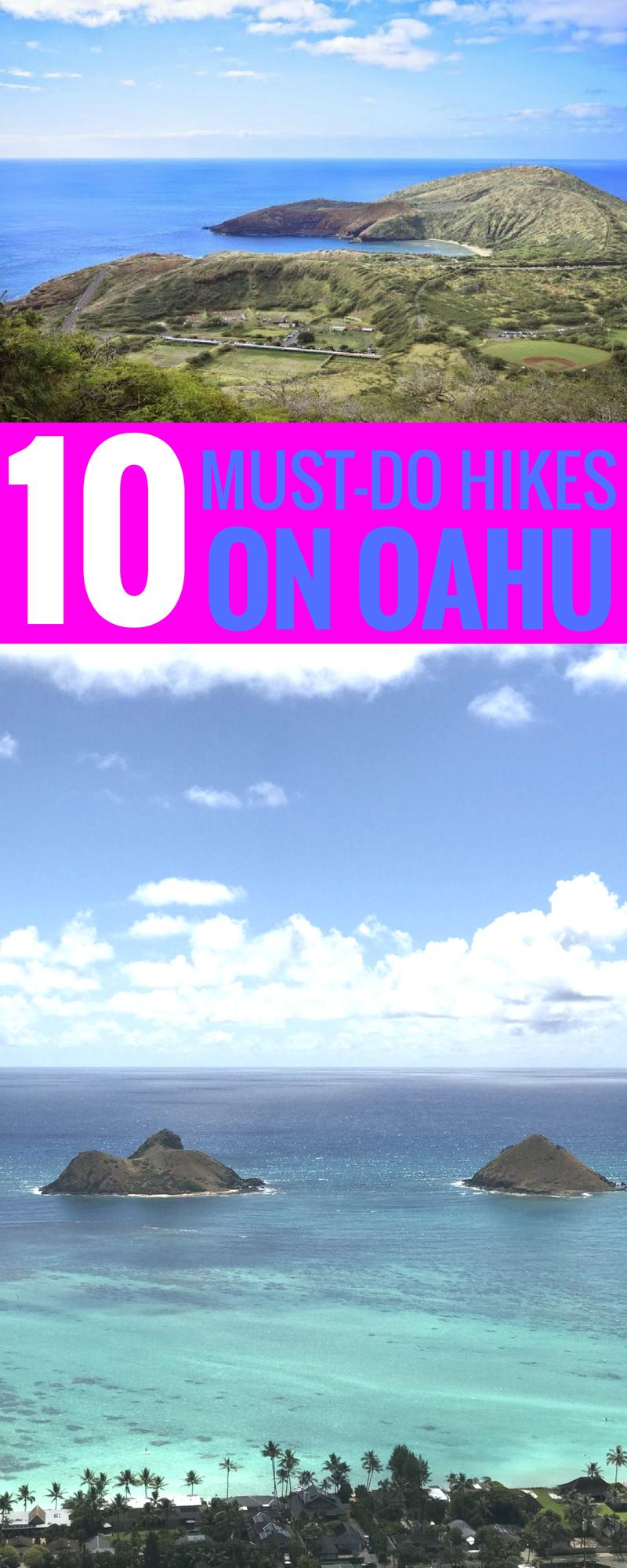 10 Best Hikes On Oahu - Hikes In Oahu - Top Oahu Hikes - Hiking In Hawaii - Best Hawaii Hikes - Best Oahu Trails - Beautiful Oahu Hikes - Communikait by Kait Hanson #hawaii #oahu #hiking #travel #honolulu #hikinginhawaii #bestoahuhikes
