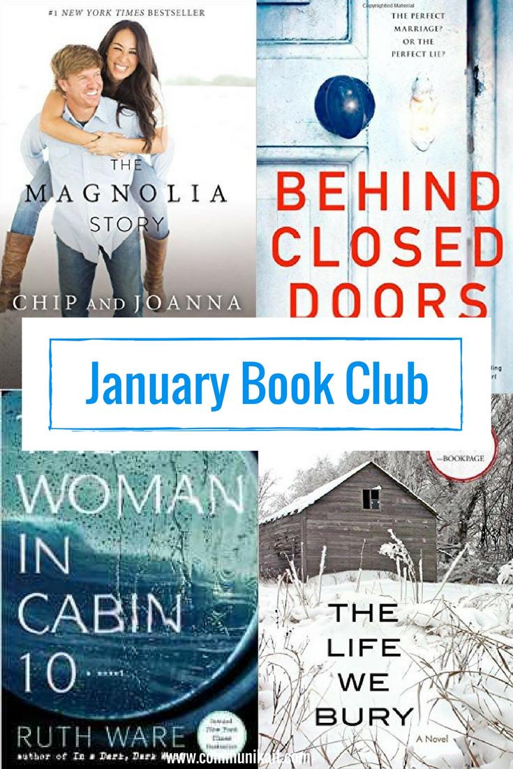 January Book Club
