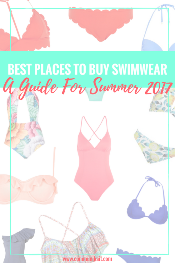 Best Places To Buy Swimwear