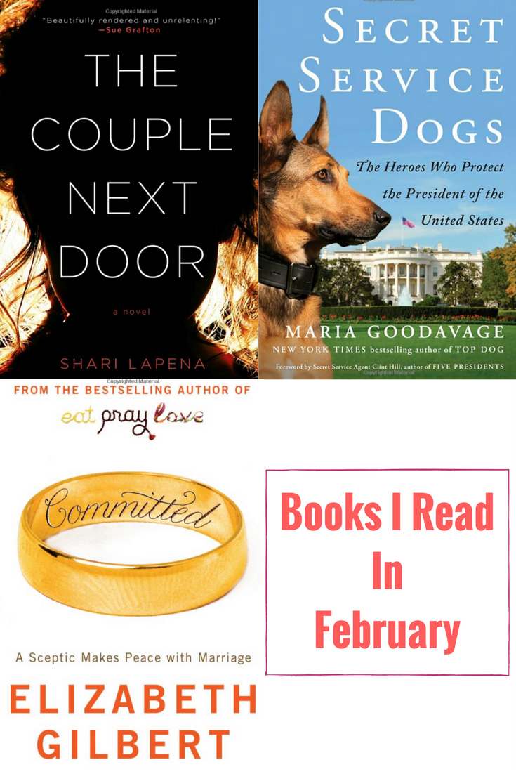 Books I Read In February