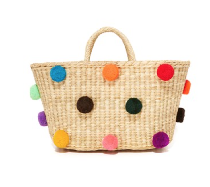 Nannacay Joana Multi Medium Tote