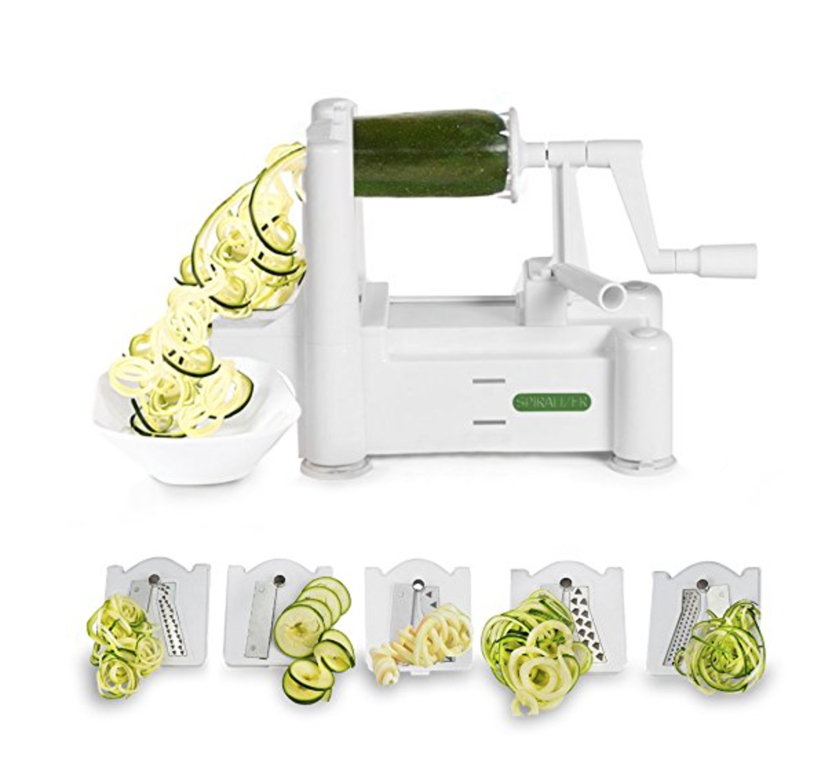 Spiralizer - CommuniKait