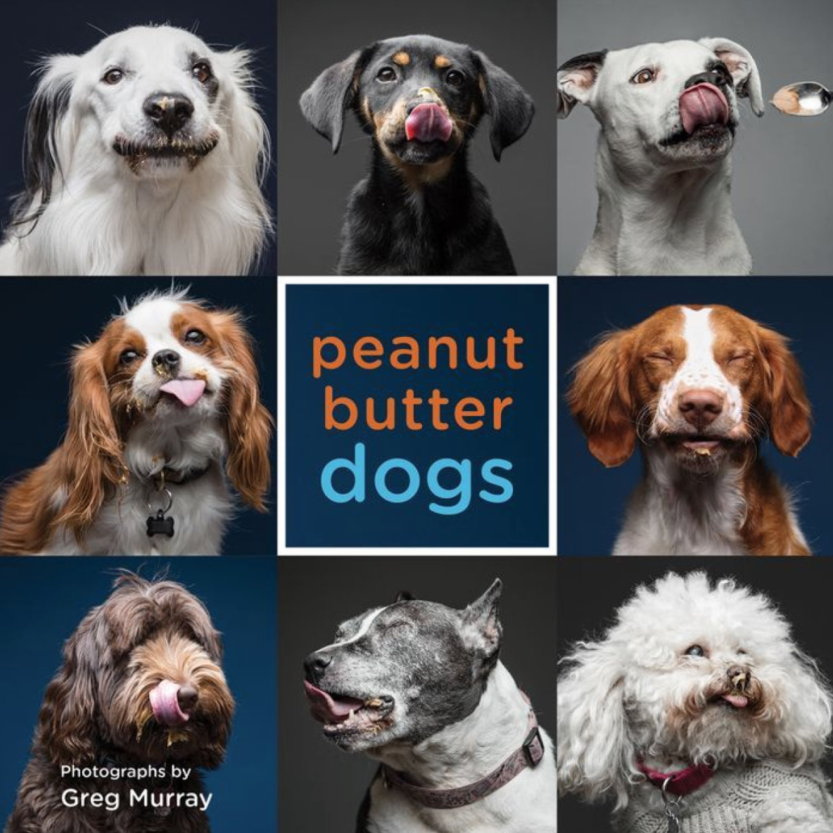 Peanut Butter Dogs by: Greg Murray