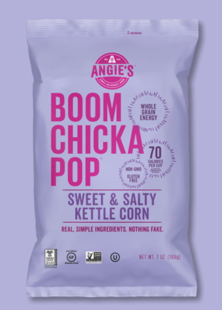 Angie's Boom Chicka Pop - 5 On Friday