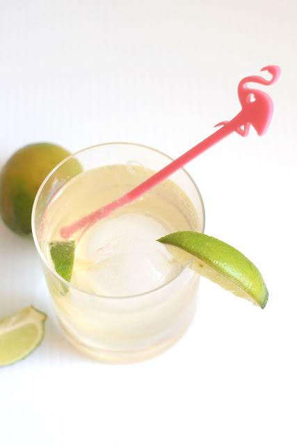 Skinny Coconut Margarita - 25 Margaritas For Cinco de Mayo