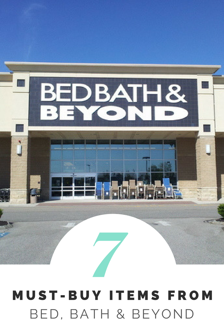 My Favorite Bed, Bath & Beyond Buys - 7 Must-Buy Items from Bed, Bath & Beyond - Home Essentials - Communikait by Kait Hanson