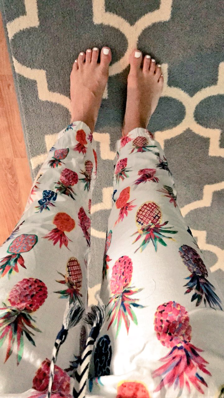 J. Crew Pineapple Pants - Life Lately - Communikait