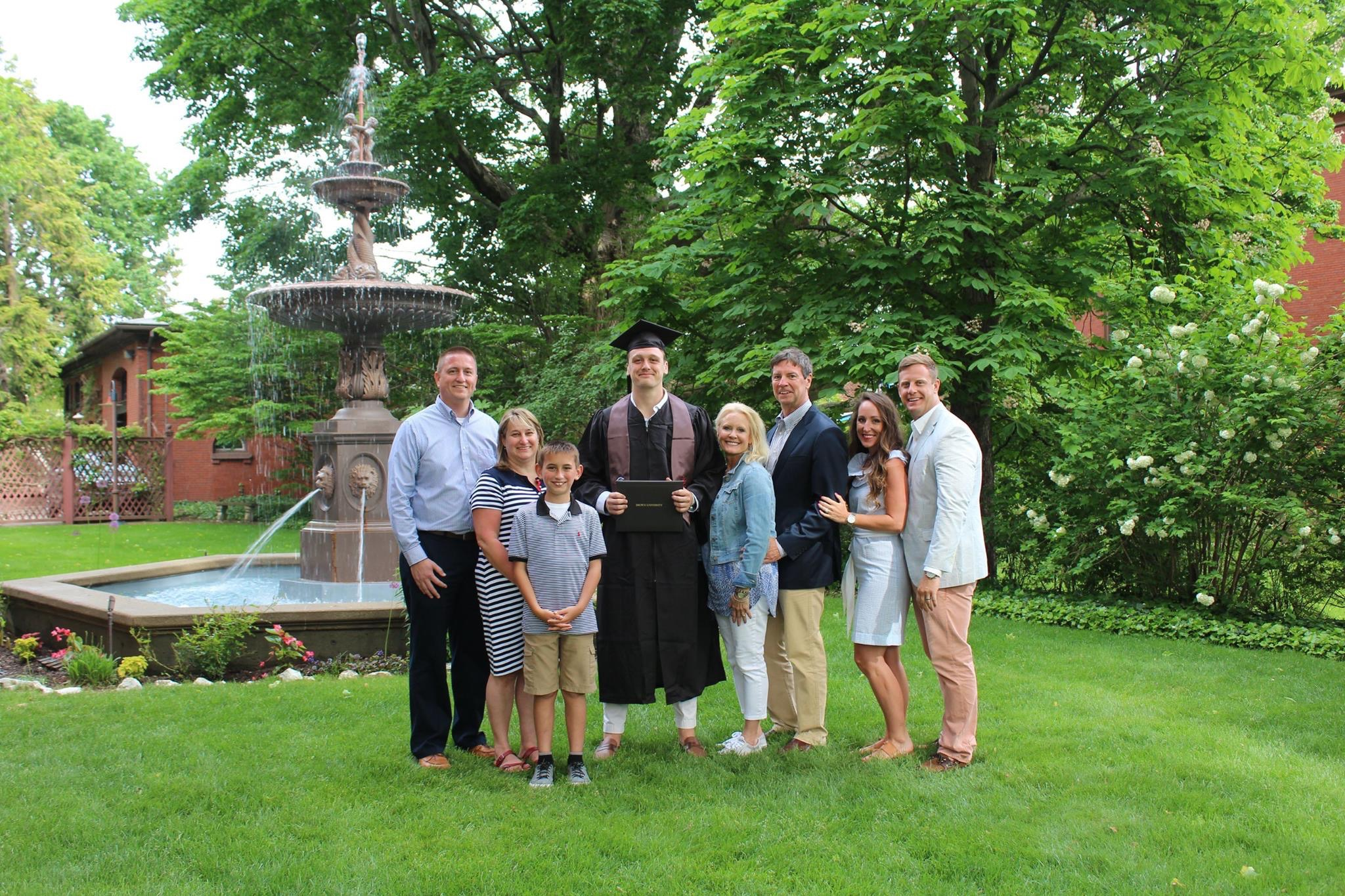 Whirlwind East Coast Trip - Brown University Graduation - Communikait