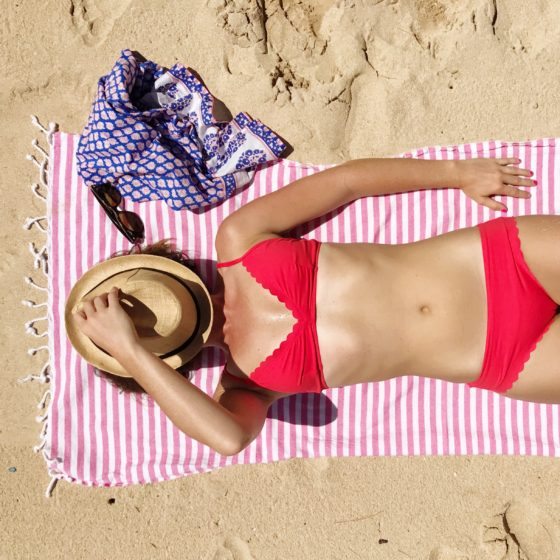 Four Summer Skin Hazards You Can Easily Avoid - The Dry Skin Challenge - CommuniKait