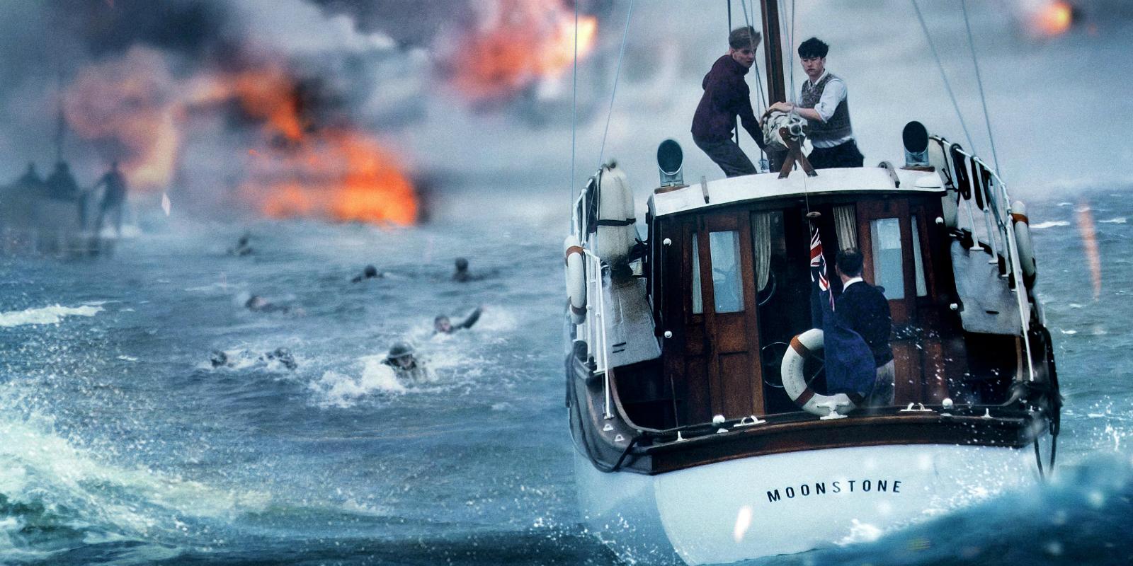 Dunkirk Movie - IMAX - Communikait