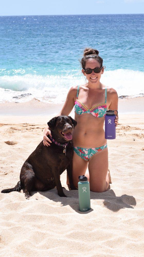 Hydroflask Giveaway - Hawaii Beach - Hydroflask - Communikait