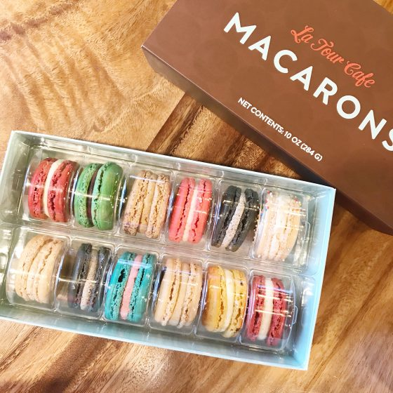 La Tour Cafe Macarons - 5 On Friday - Communikait