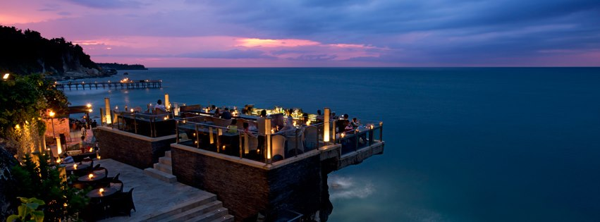 Ayana's Rock Bar - Bali Bucket List - Communikait