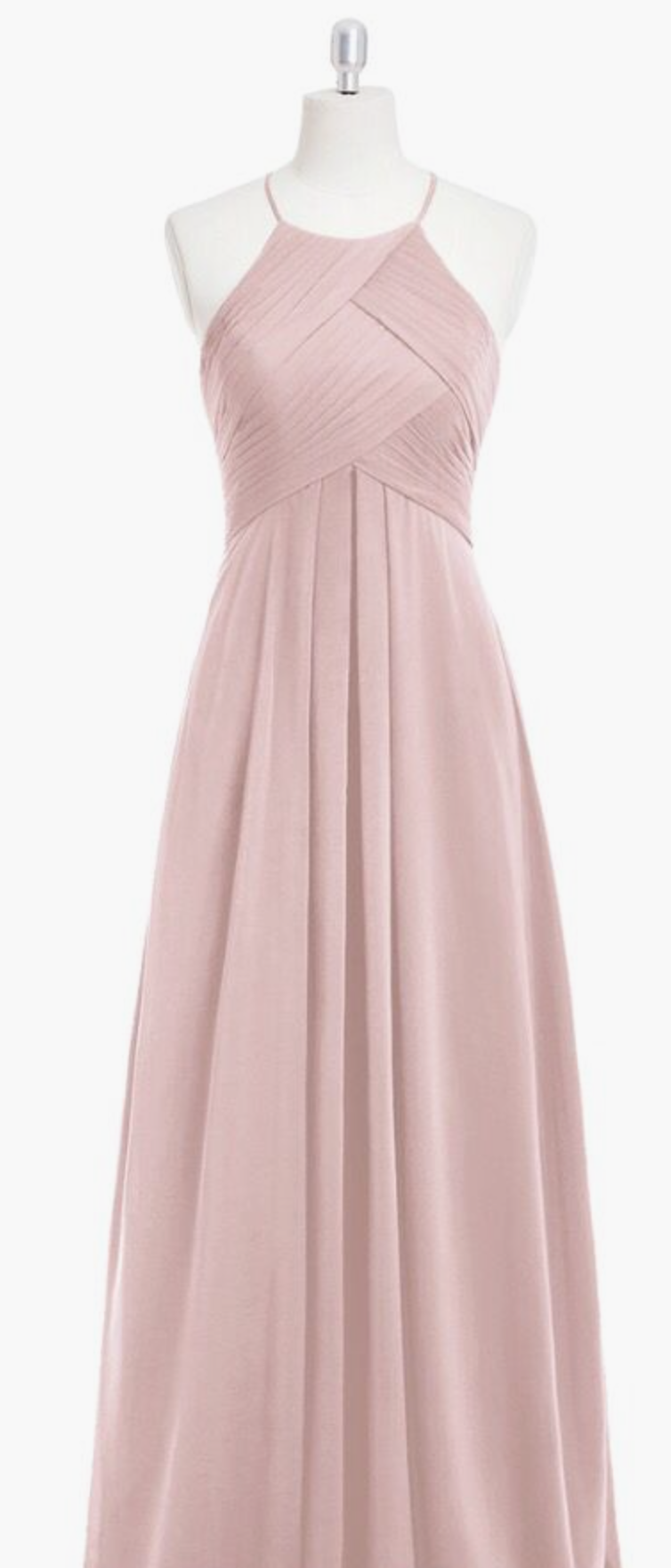 Dusty Rose Bridesmaid Dress - 5 On Friday - Communikait