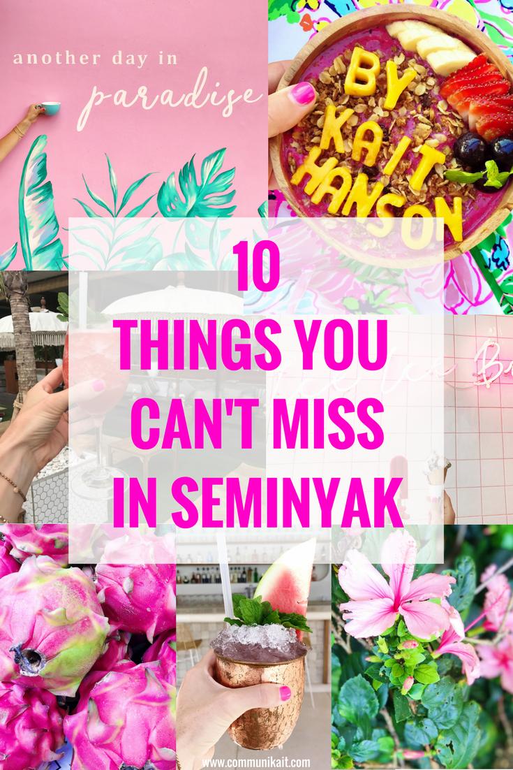 Our Bali Trip: Seminyak