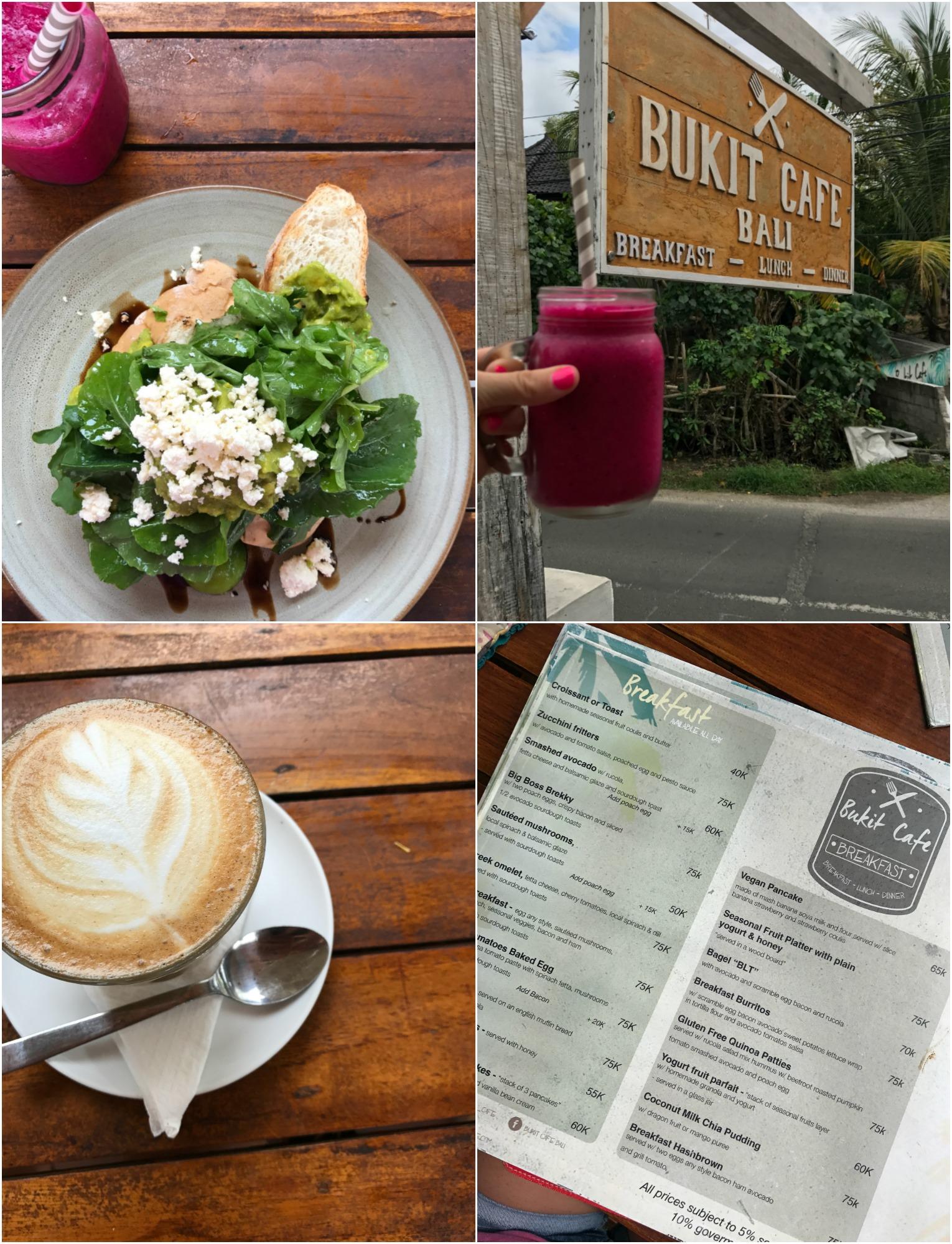 Bukit Cafe - Bali, Indonesia - Our Bali Trip - Communikait
