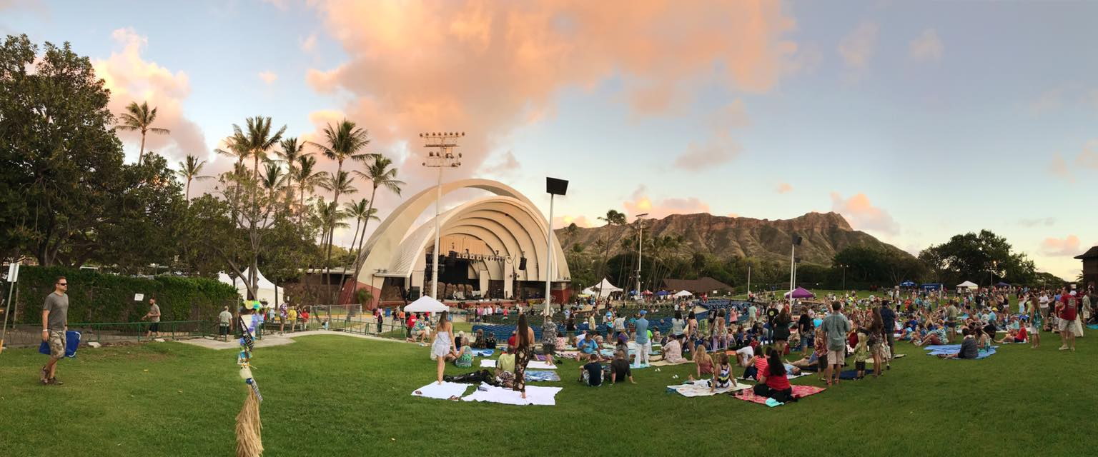 Weekend Rewind - Jimmy Buffett at the Waikiki Shell - Communikait by Kait Hanson