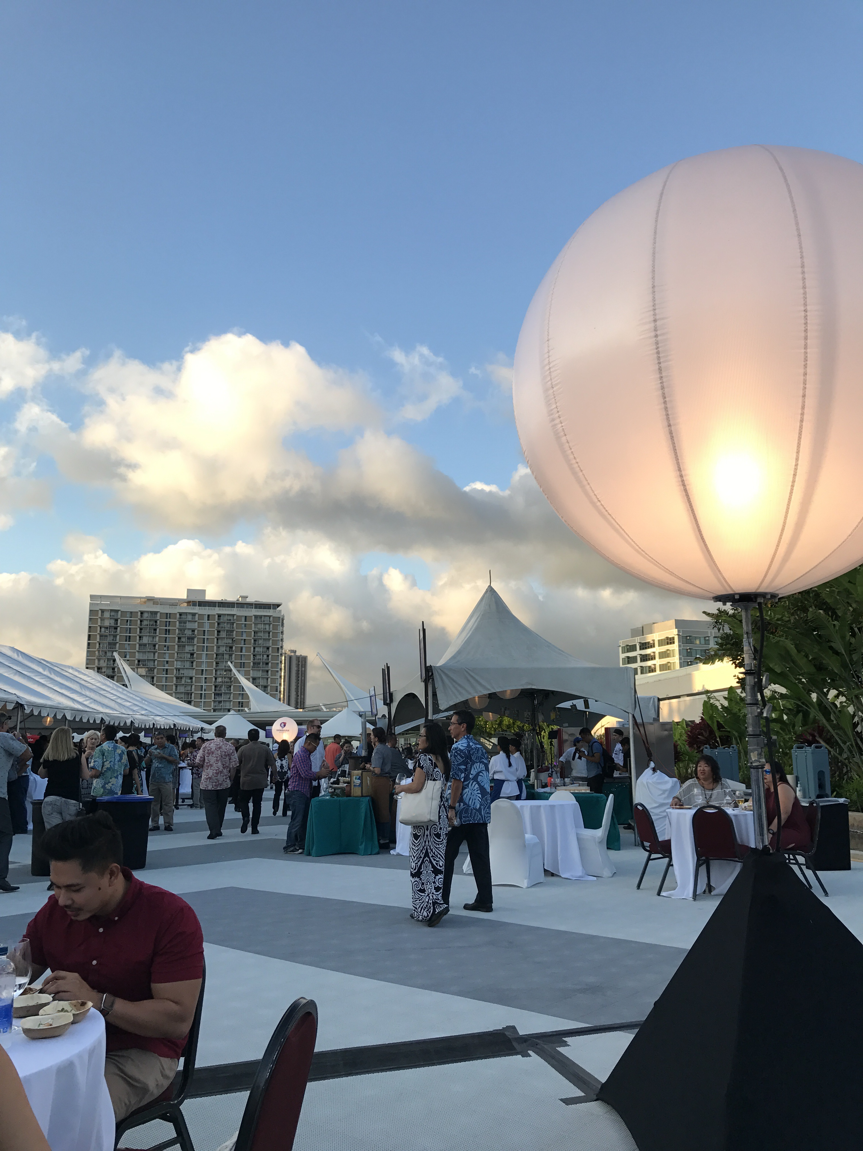 Hawaii Food and Wine Festival 2017 - Uncorked Event - Hawaii Convention Center - Communikait by Kait Hanson