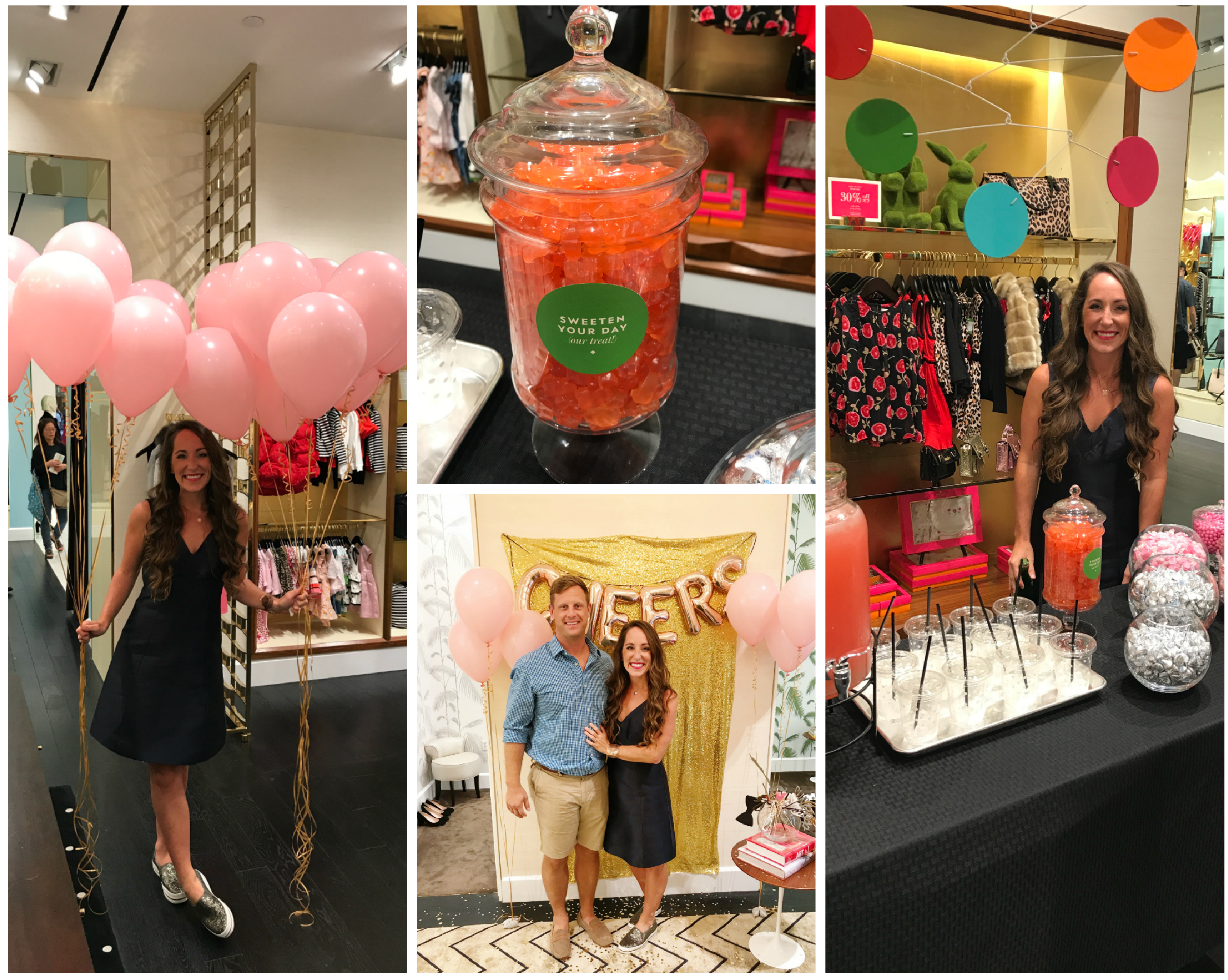 Kate Spade Event - Life Lately - Communikait by Kait Hanson