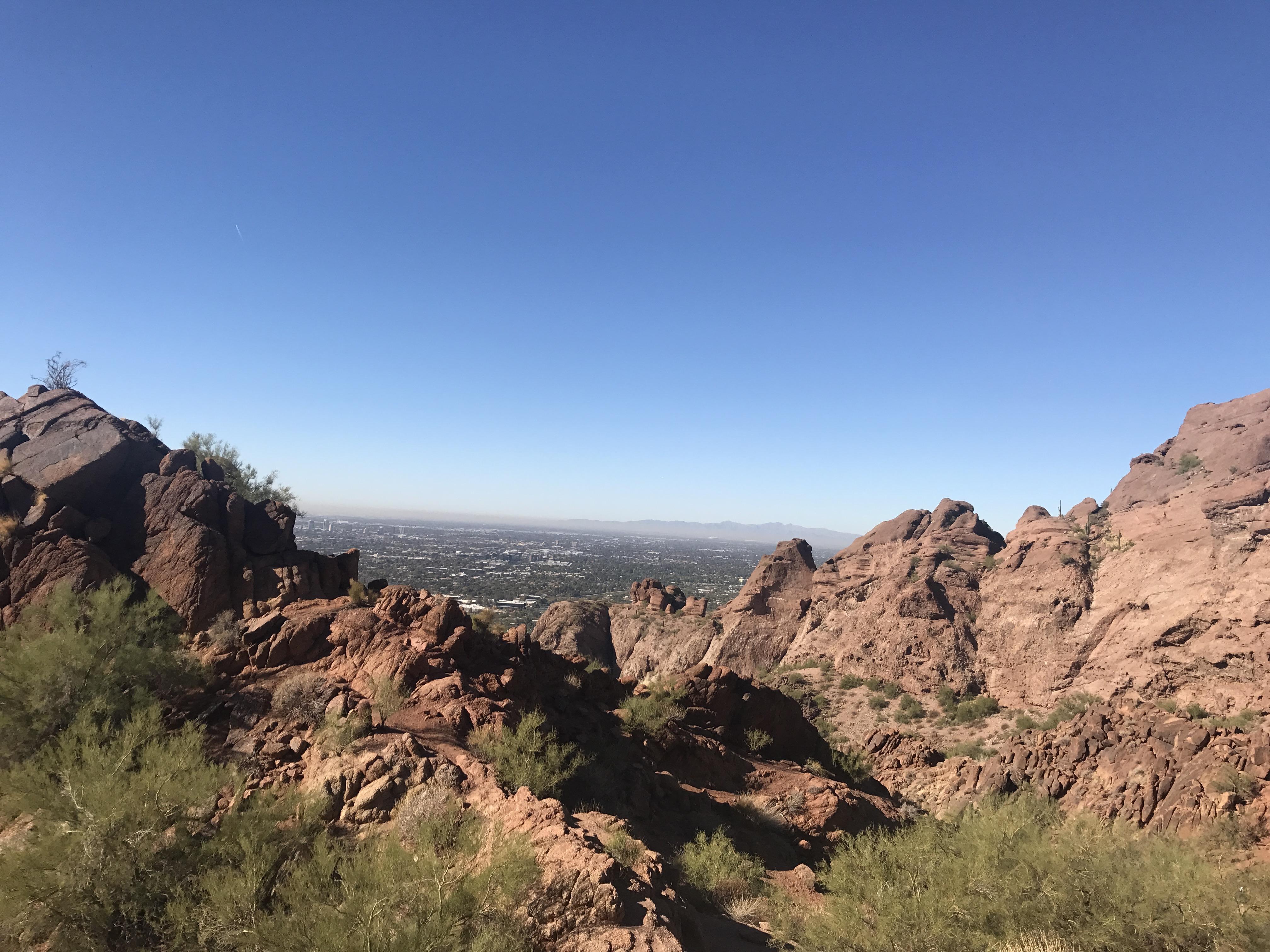 Camelback Echo Canyon Trail - A Long Weekend In Scottsdale, Arizona - Travel In Arizona - Arizona To Do - Communikait by Kait Hanson