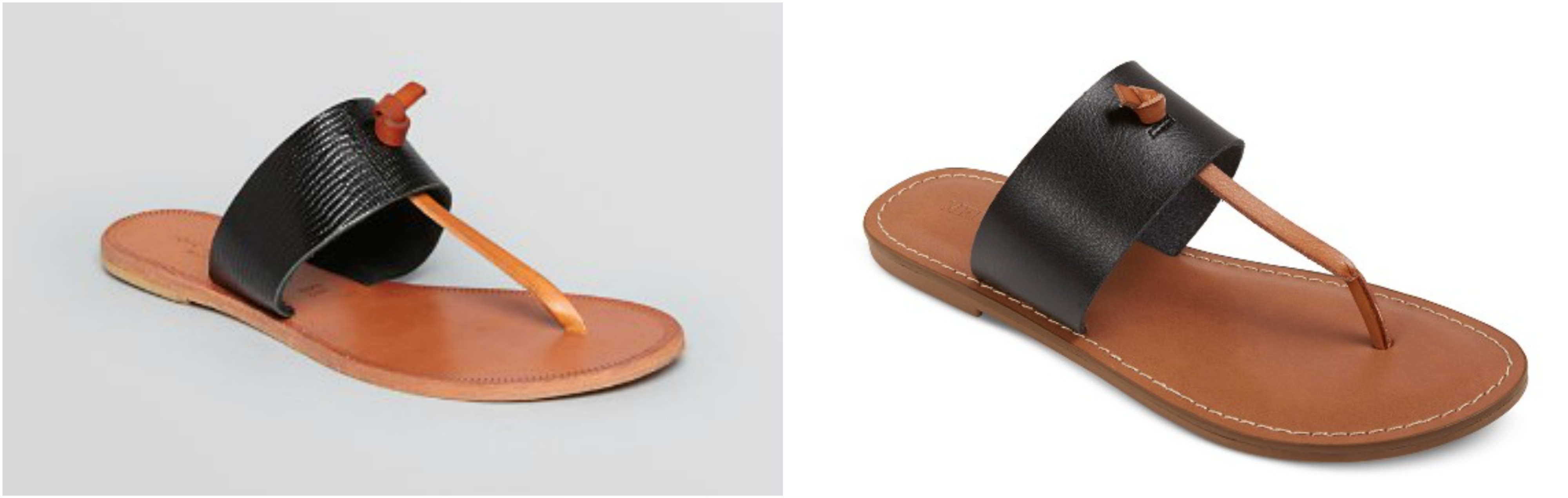 Joie Sandals - Best Target Shoe Dupes - Communikait by Kait Hanson