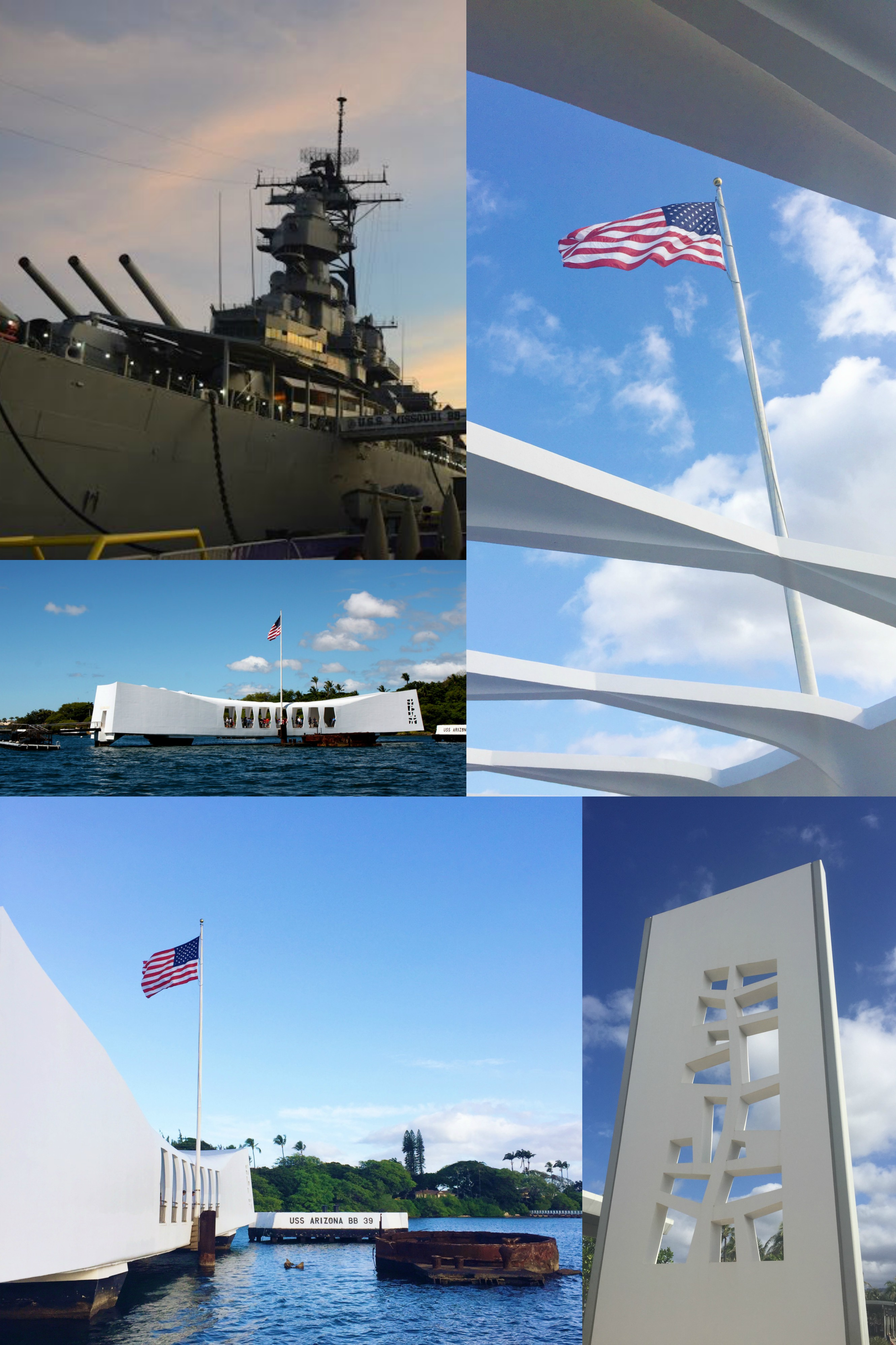 Pearl Harbor - The Instagram Guide To Honolulu - Instagram Worthy Spots Honolulu - Oahu Guide For Instagram - Best Places To Take Photos Honolulu - Oahu Vacation Guide - Where To Visit Hawaii - Hawaii Itinerary - Communikait by Kait Hanson