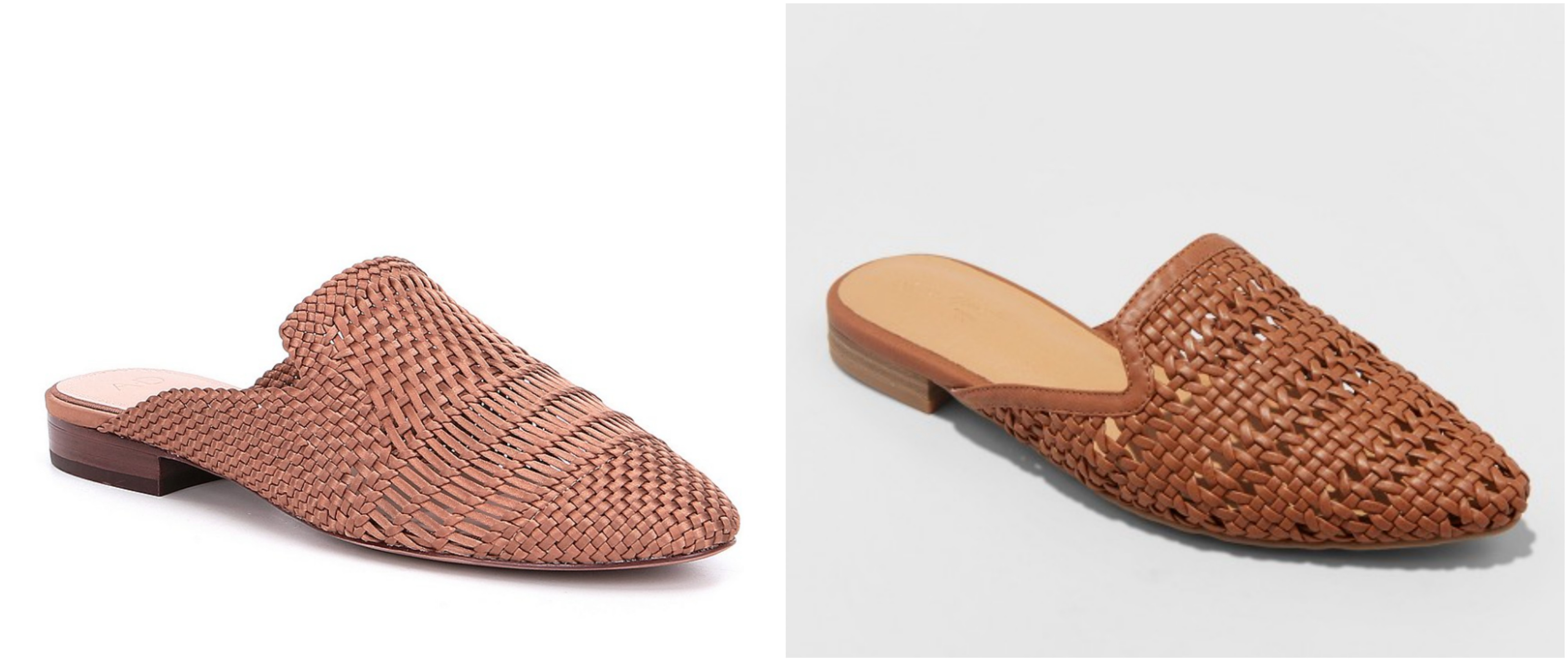 Woven Mule - - Best Target Shoe Dupes - Communikait by Kait Hanson