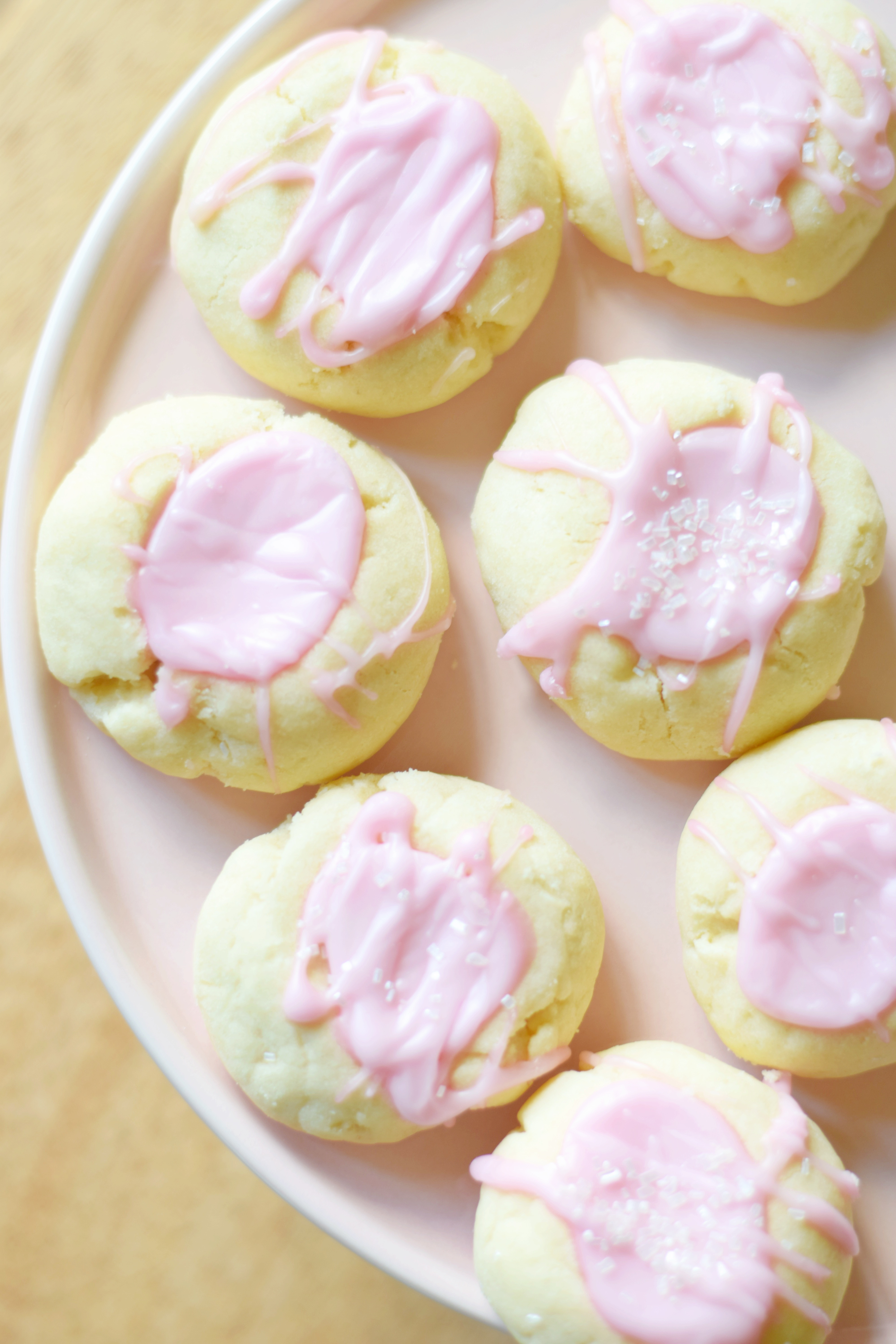 15-Minute Shortbread Cookies - Easy Shortbread Recipe - Thumbprint Shortbread Recipe - Shortbread Bites - Easy Cookie Recipe - Fast Cookie Recipe - Gluten Free Cookie - Communikait by Kait Hanson