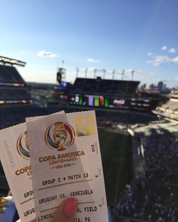 Copa America - Live Like A Local: Philadelphia, Pennsylvania - Travel Tips - Communikait by Kait Hanson