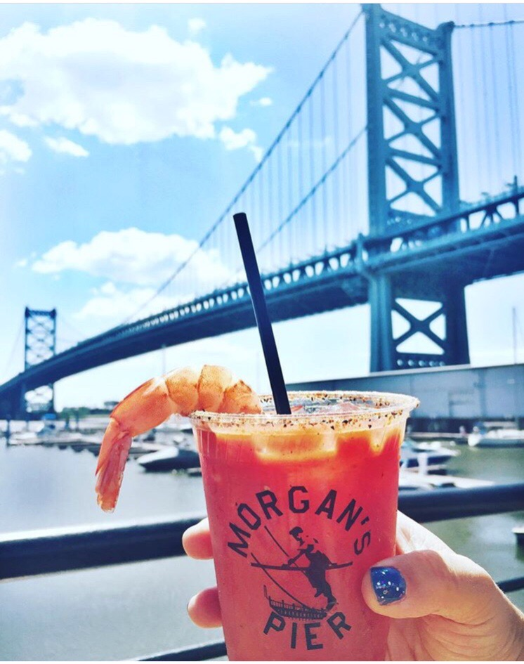 Morgan Pier - Live Like A Local: Philadelphia, Pennsylvania - Travel Tips - Communikait by Kait Hanson