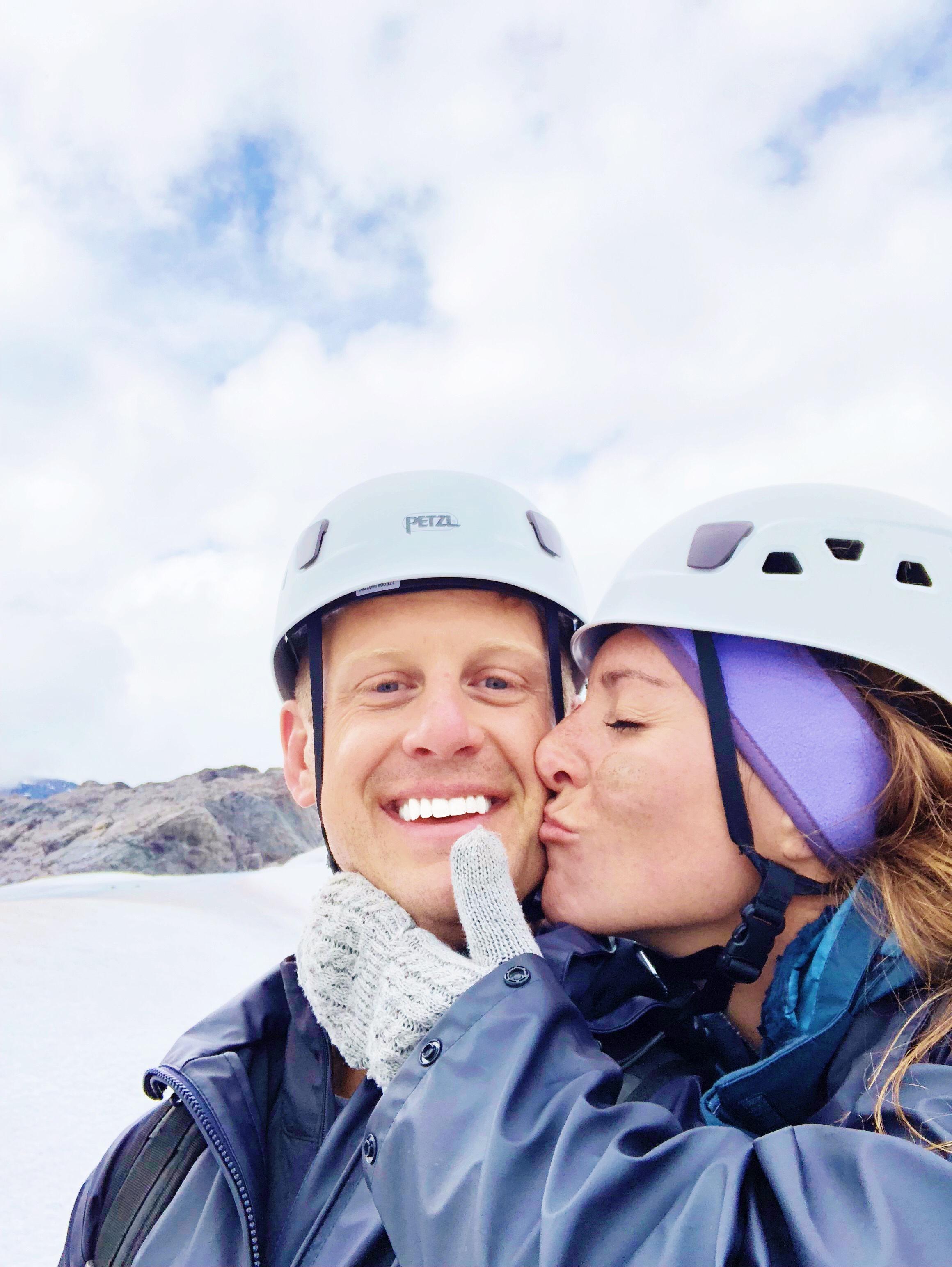 Our Experience Trekking Mendenhall Glacier - Communikait by Kait Hanson #juneau #alaska #mendenhallglacier #glaciers #alaskacruise