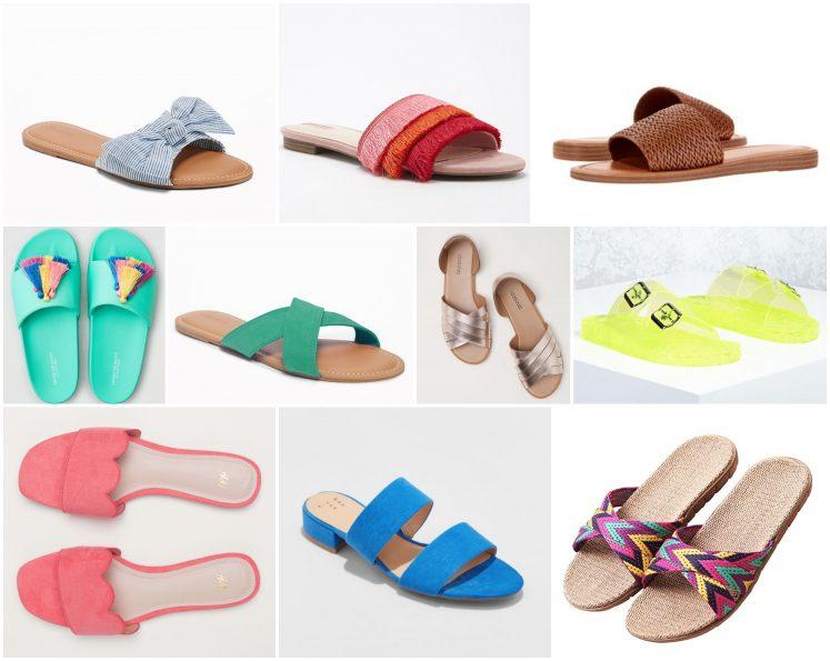 Summer Slides Under $20
