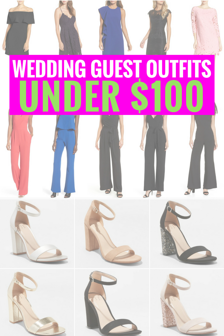 Wedding Guest Dresses Under $100