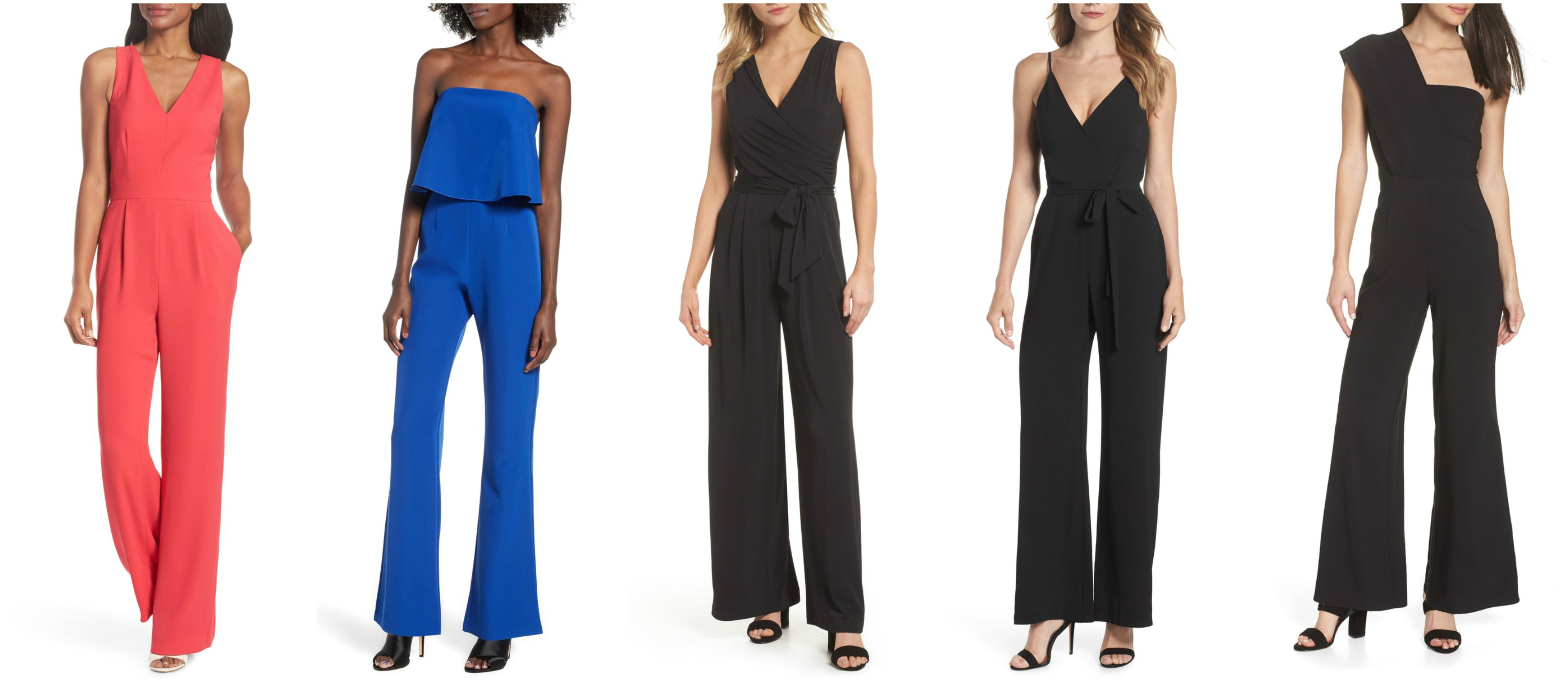 Wedding Guest Jumpsuits Under $100 - Wedding Guest Dresses Under $100 - Wedding Guest Dress - Wedding Guest Outfit - What To Wear To A Wedding - Spring Wedding - Summer Wedding - Winter Wedding - Communikait by Kait Hanson